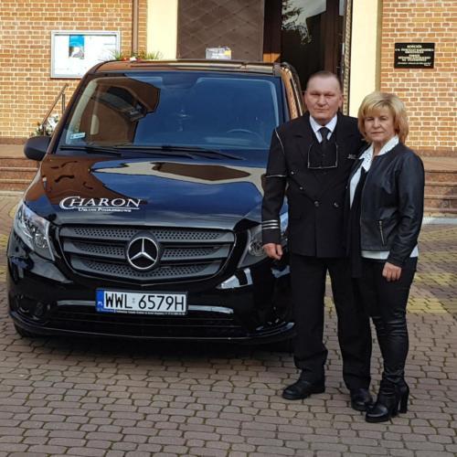 Irena i Andrzej Krajewscy
