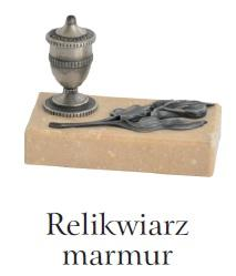 relikwiarz marmur
